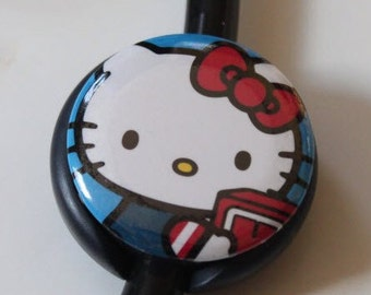 Kitty....stethoscope ID Tag