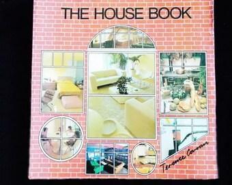 The House Book British Terence Conran midcentury retro 1970s interior design decorating