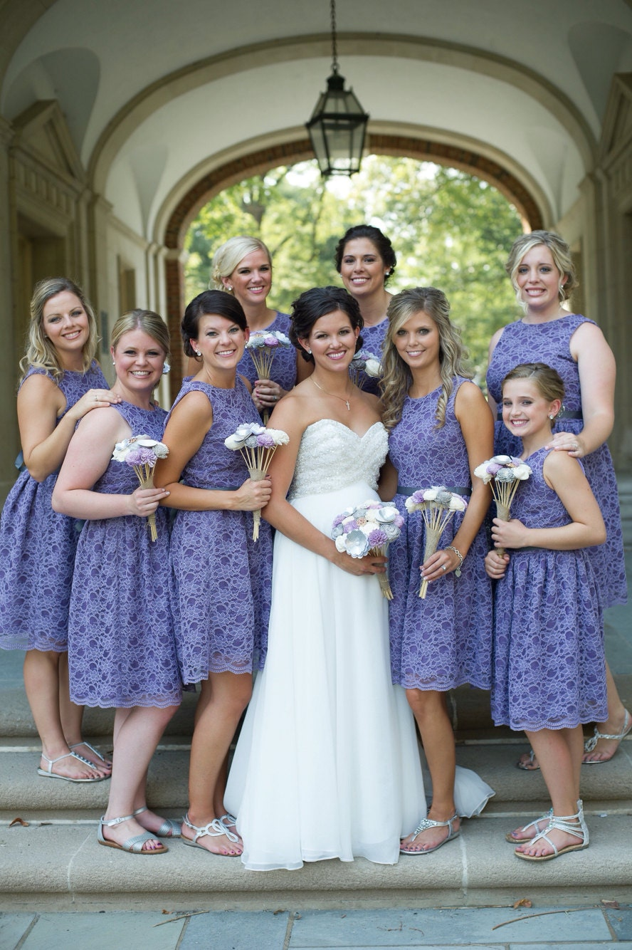 Lace dress vintage inspired bridesmaid dress cocktail lavender lace dress vintage inspired bridesmaid dress cocktail reception party purple lilac made in usa sizes 00 16 ombrellifo Choice Image