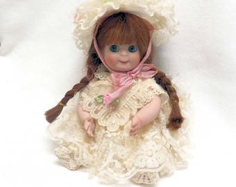 Googly Doll Reproduction Artist Doll Vintage 1995 Kestner 221