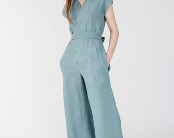 Wraparound Jumpsuit