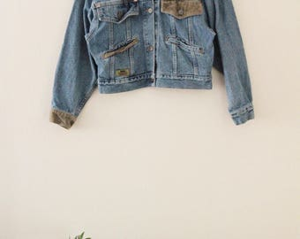 90's Palmetto's Denim Jacket