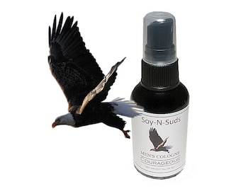 Courageous, Dude Talk, Exotic Leather, Sandalwood & Musk, Sands of Morocco, Bay Rum, Black Amber Musk, Black Tie Men's Cologne
