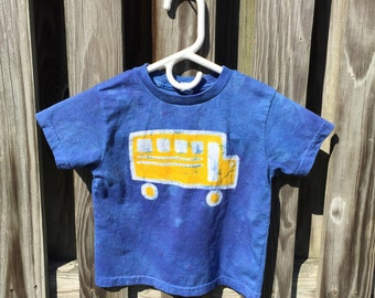 School Bus Shirt (4T), Kids School Bus Shirt, First Day of School Shirt, Boys School Bus, Girls School Bus, Yellow School Bus