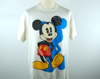 1980's Mickey Mouse T-Shirt, Mickey and Company