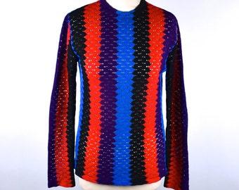 1960's Knit Blouse