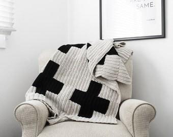 Crossed Blanket