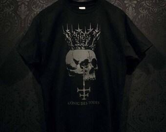 Death king tshirt