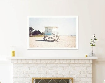 Large Wall Art, Large Beach Photography, Beach Home, Coastal Room, Beach Room Wall Art, Oversized Art, Extra Large Photograph, Beach Print