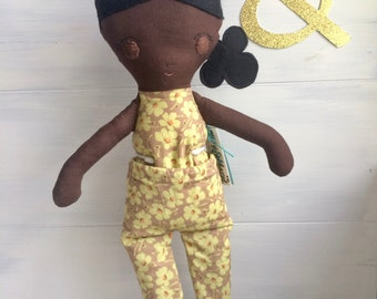 Gia - an eco-friendly Classic Doll