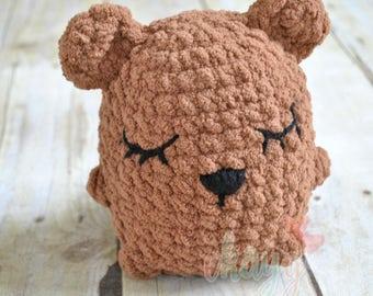 Puffy Stuffy Teddy Bear