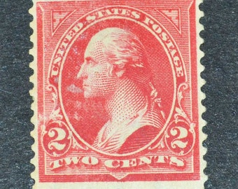 US stamp #279b type 4mint hinge remenant