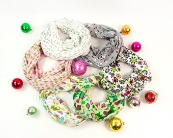 Kids Gift Ideas, Christmas Gift Set, Christmas Presents, Gifts for Girls Gifts, Gifts for Children Kids Stocking Stuffer Christmas Scarf Set