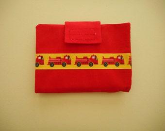 Fire Engine Doodle Pad
