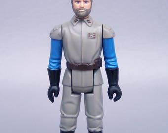 Vintage Star Wars Molded Face General Madine C85 Complete