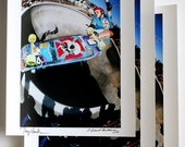 Tony Hawk Limited Edition Autographed 11X14 Skateboarding Photo - 1986 Del Mar Skate Ranch - Photo By Grant Brittain