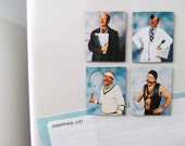 Arrested Development Tobias Funke Magnet Set