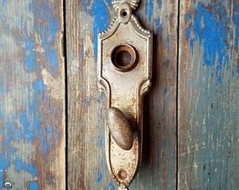 VICTORIAN DOOR PLATE
