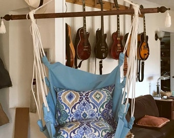 Ocean Breeze Hammock Swing  ~  Another Magic Carpet Ride