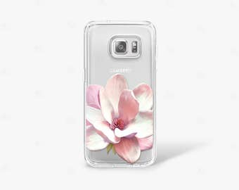 Floral iPhone 7 Case Floral iPhone 7 Plus Case Floral iPhone 6S Case Pink iPhone 6S Case Floral Samsung Galaxy S8 Case Clear