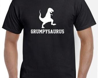 Grumpy Shirt-Grumpy Gift for New Grumpy-Grumpysaurus Tshirt Funny Gift