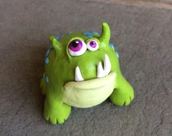 Green Monster Buddy