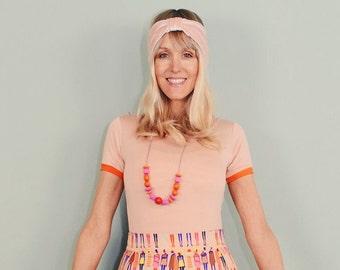 Sexy T-Shirt UNI Pink ladies retro pool shirt