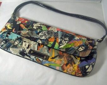 Sandman Upcycled Comics Handbag Purse