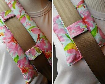 Port Pillow, Breast Cancer Survivor Gift - Seat belt Pillow - Surgery Gift - Post Surgery - Seat Belt Pillow - Heart Surgery Padding Cushion