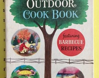 1961 Betty Crocker's Outdoor Cook Book