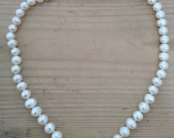 Vintage real Pearl necklace