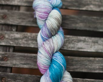 Avondale Sock Hand Dyed Superwash Merino and Nylon Sock Yarn