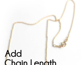ADD CHAIN LENGTH