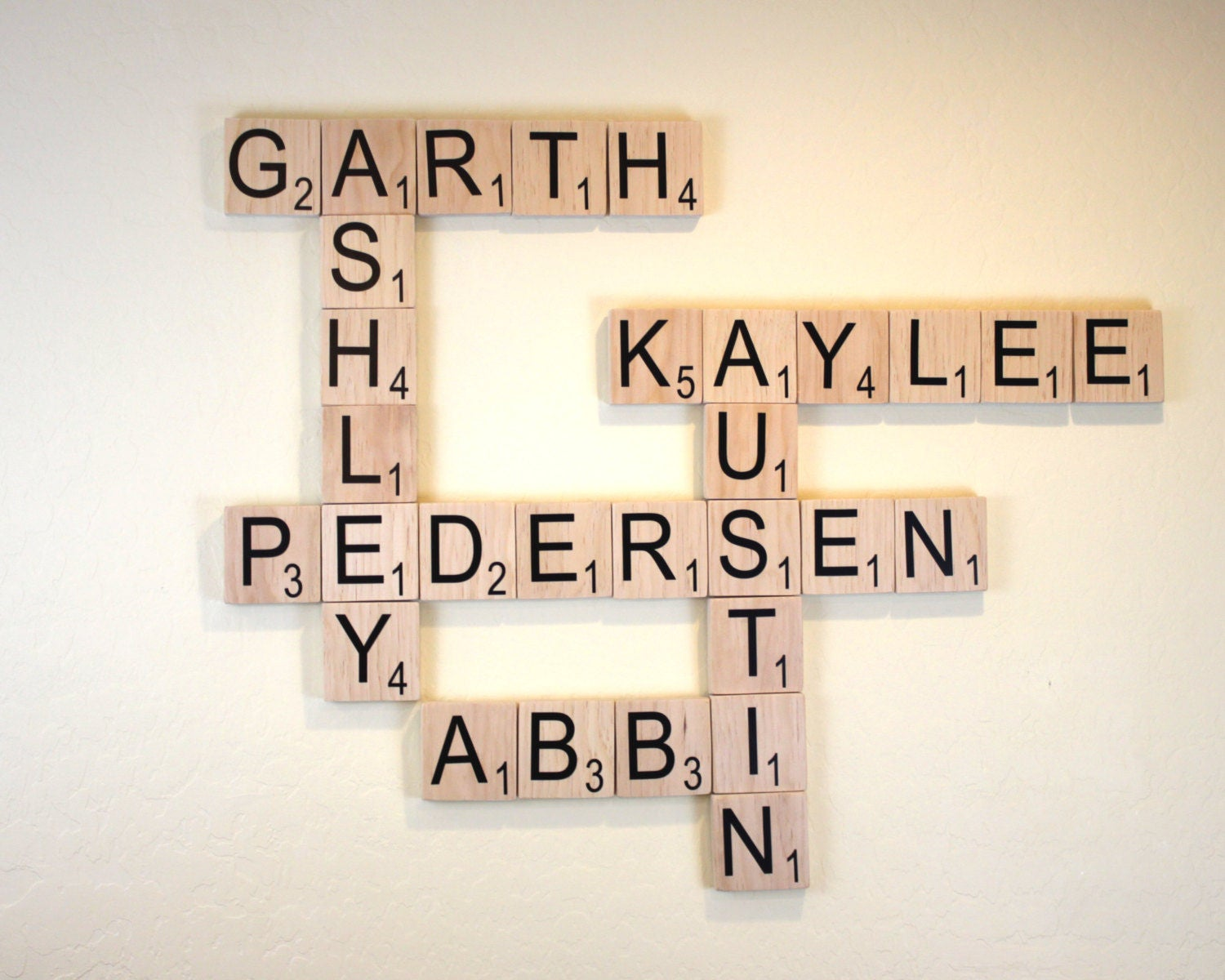 Large scrabble tiles 35 large scrabble letters zoom dailygadgetfo Gallery