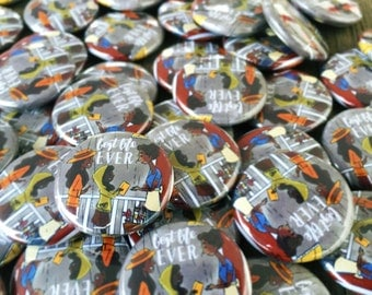 BEST LIFE EVER 'Spring Ministry' Button Pins