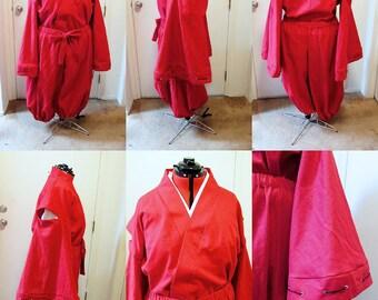Costume: Inuyasha from Inuyasha