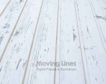 white wood floor photography backdrop digital floor drop wooden baby photo shoot prop