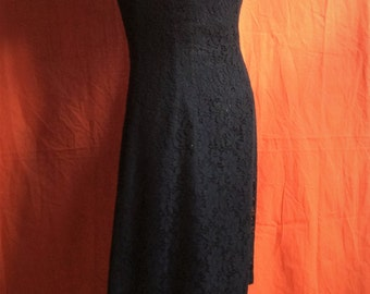 1950's sheath dress