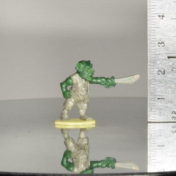Goblin Pirate Miniature Sculpt - Advancing Sabre Drawn - 1x Kneadatite Master Miniature Figurine