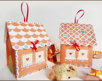 "Shop ""gingerbread house"" in Paper & Party Supplies"