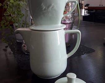 Melitta Coffee Maker with Melitta 101 Filter
