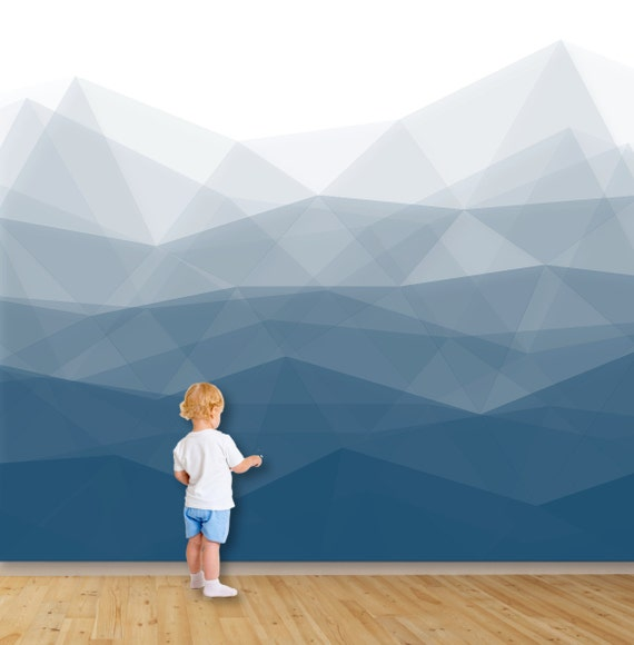 Blue Mountain Wall
