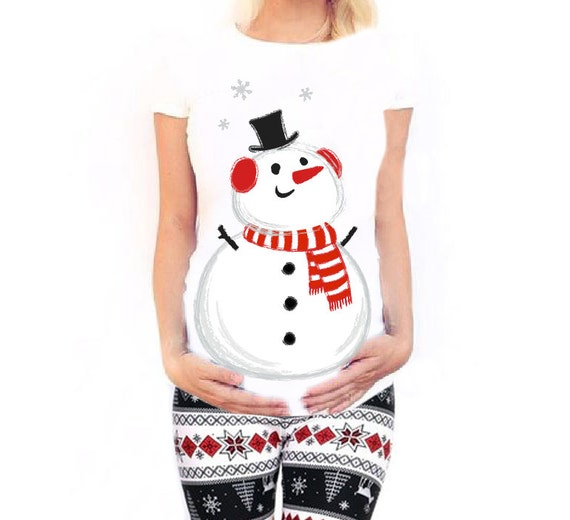 christmas pregnancy clothing funny maternity shirt maternity. Black Bedroom Furniture Sets. Home Design Ideas