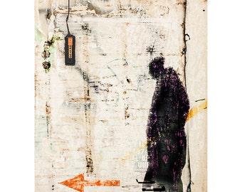 "Art Print ""Shadow Walker"""