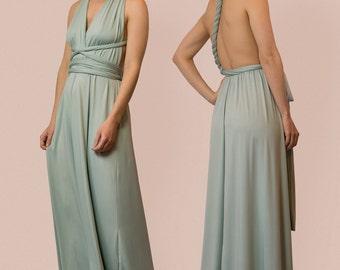 maxi bridesmaid dress, bridesmaid dress sage, bridesmaid dress green, bridesmaid dress, convertible wedding dress, lavender bridesmaid dress
