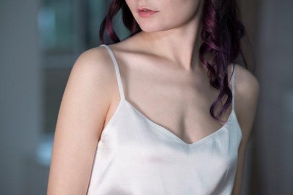 Lily - silk camisole