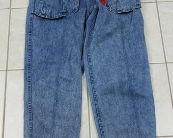 Hip Hop 1980s Jeans by Levis Sport Jeans