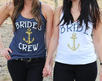 Bachelorette Nautical.