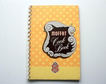 Moffat Cook Book / Vintage CookBook
