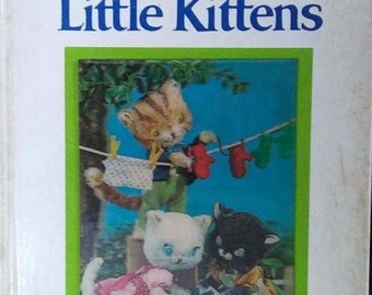 The 3 Little Kittens - Puppet Storybook